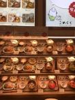 Was jedem Japan-Besucher sofort ins Auge sticht: Die Lokale zeigen Plastik-Modelle ihres Essens